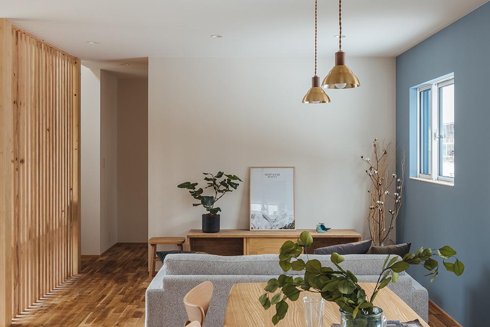趣味と空間を愉しむ家