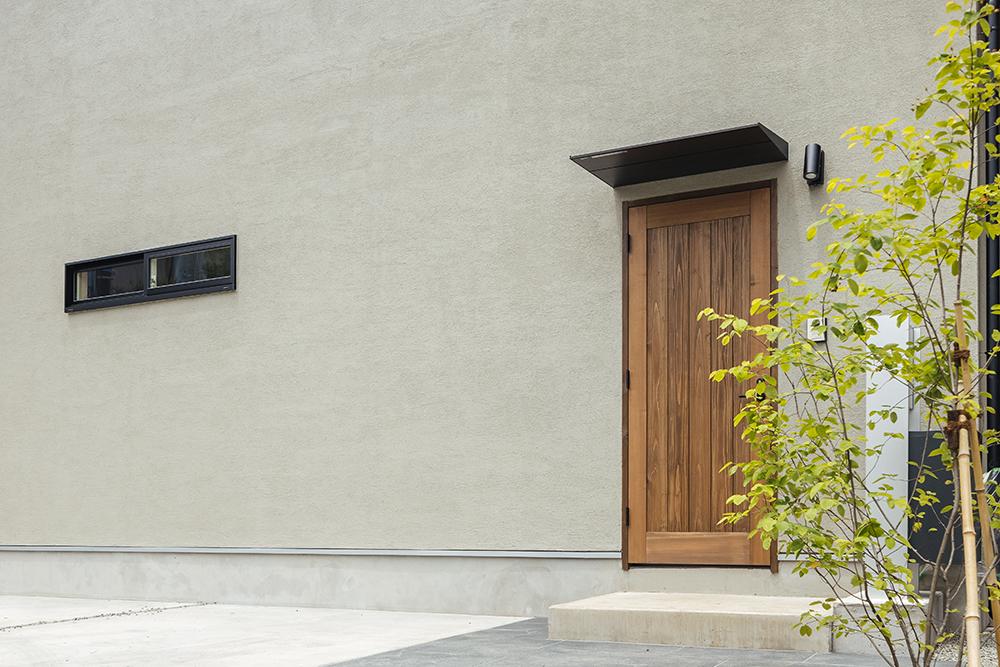 現代町屋のコートハウス